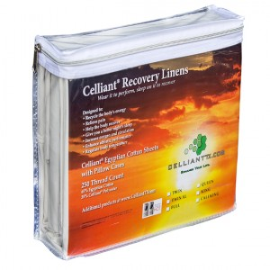 Celliant Bed Sheets - EnergyTextiles.com